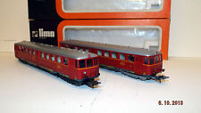 HO LIMA 9125 POWERED AND DUMMY DB FUSSEN / KEMPTEN HBF BOXED  (H69)