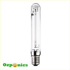 2 x GROWLUSH 400W HPS GROW LIGHT BULB HYDROPONICS HIGH PRESSURE SODIUM LAMP