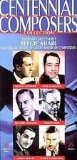 Centennial Composers Collection Legendary Jazz Pianist Beegie Adair New Sealed