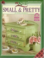 Donna Dewberry : SMALL & PRETTY  Painting Book - OOPS!