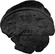 Alexius I Comnenus 1081-1118AD Rare Byzantine Coin Christ  Manus Dei  i30683