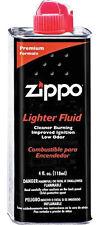 Zippo Lighter Fluid 4oz Can 3141 FREE SHIPPING