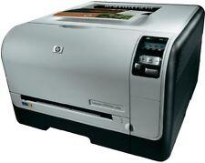 HP LaserJet CP1525n CP1525 Desktop Pro RETE COLORE A4 Stampante Laser NO TONER