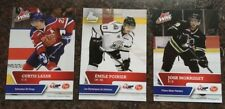 Post Cereal Set of 3 Hockey Cards  2012/13 C. Lazar, E. Poirier and J. Morrissey