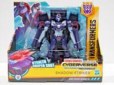 Transformers Cyberverse - Shadow Striker - Ultra Class Action Attacker - Hasbro