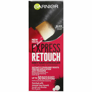 Garnier Express Retouch Root Concealer for Black Hair 10 ml
