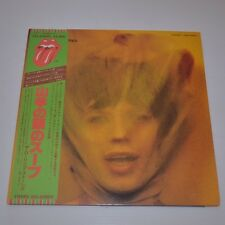 THE ROLLING STONES - GOATS HEAD SOUP - 1979 JAPAN LP