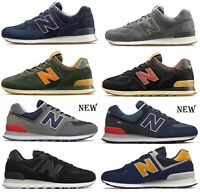 Chaussures Nb New Balance ML574 Cuir Smb Smg Aw Otd OTB Epa Epc Age Ead Eae