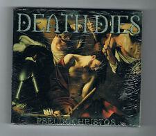 DEATH DIES - PSEUDOCHRISTOS - 2 CD SET - 2007 - NEUF NEW NEU
