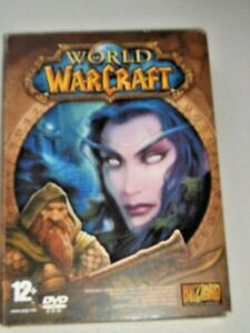 World of Warcraft - PC Mac DVD ROM - 12+ - Adventure
