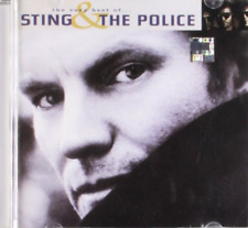 Sting And The Police-Very Best Of  (UK IMPORT)  CD NEW