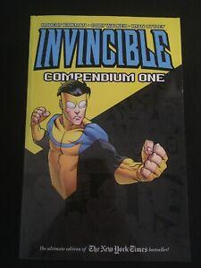 INVINCIBLE Compendium Vol. 1 Image Softcover, F+ Condition