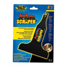 Spyder  4 in. L Carbon Steel  Scraper  14 TPI 1 pk