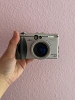 Canon PowerShot G3 4.0MP Digital Camera - Silver, No Charger, NOT TESTED