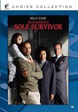 DEAN KOONTZ'S SOLE SURVIVOR (2000 Billy Zane)  Region Free DVD - Sealed