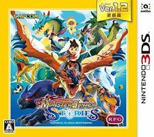 NEW Monster Hunter Stories Ver.1.2 updated version - 3DS