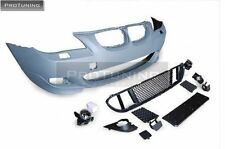 BMW E60 E61 LCI 2007-2010 5 series M-Sport pare-chocs avant W BROUILLARDS SPORT en plastique abs