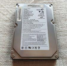 Disco Duro HDD 3,5 IDE PATA Seagate Barracuda ST380011A 80GB PC Torre Sobremesa