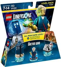 LEGO Dimensions 71204 Level Pack - Doctor Who Brand New - (Free Shipping)