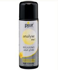 Anal Lubricant Lube Silicone Sexual Glide Relaxing Analyse Me pjur 30ml