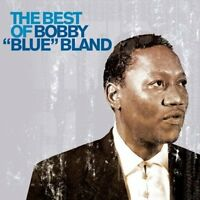 """BOBBY """"BLUE"""" BLAND The Best Of (2008) 27-track CD album NEW/UNPLAYED"""