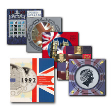 More details for uk brilliant uncirculated coin sets 1982 to 2021 - choose your year!