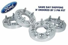 "4 X WHEEL SPACERS FORD MUSTANG 1"" THICK 