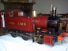 """Live Steam Locomotive 5"""" SIMPLEX par Martin Evans. bien engineed & présenté..."""