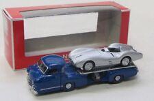 Mercedes Benz renntransporter (1954) con w196/1:64 norev