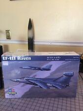 Hobby Boss EF-111 Raven 1:48 Scale Plastic Model Kit (80352) MARKED DOWN NOW!