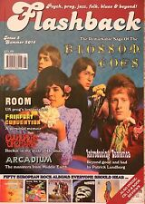 Flashback Magazine Issue #5 The Blossom Toes, Arcadium, Room, Culpeppers Orchard