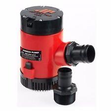 Johnson Pump 24 Volt Heavy Duty Bilge Pumps 4000 GPH - 40084 Marine MD
