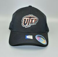 UTEP Miners Top of the World Adjustable Strapback Cap Hat