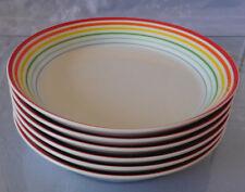 Arzberg Tric Colours  6 Suppenteller 21 cm Neuware