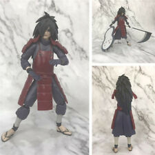SHF Naruto Shippuden Uchiha Madara Action Anime Figurine Statue In Box