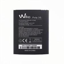 Batterie Wiko Pulp 3 G - Batterie D' Origine Wiko - Envoi Suivi - France
