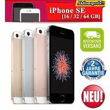 NEU Apple iPhone SE 16GB 32GB 64GB Spacegrau Gold Rosegold Silber Smartphone