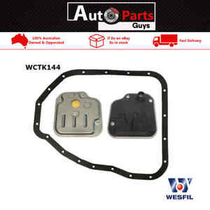 Wesfil Transmission Filter Kit WCTK144 Same as Ryco RTK172 fits Kia, Hyundai*