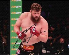 Bellator UFC Fighting Roy Nelson Signed Autographed 8x10 Photo COA