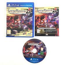 Samurai Warriors 4 PS4 / Jeu Sur Playstation 4
