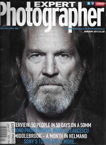 Expert Photographer Magazine 50 People in 50 Days Mono Photo Essays Sony 2012