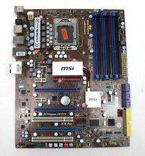 MSI X58 Pro MS-7522 Ver.3.1 Intel X58 Mainboard ATX Sockel 1366   #309206