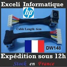 Connecteur Alimentatio dc jack WIRE CABLE HP Compaq PRESARIO  CQ50 CQ60 CQ70