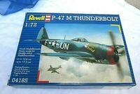 *modellbau satz revell 1:72 P-47 M thunderbolt nr 04185 ovp
