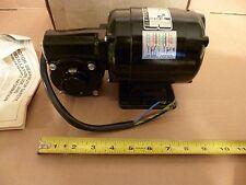 BODINE SMALL GEAR MOTOR 220/240V 1423FK1027 TORQUE 2.6 RATIO 10:1 AMP .50 .56