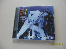 "Elvis Presley ""Double Dynamite"" Rare Live 2x Show CD Las Vegas Aug 19th 1970"