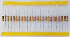 25pcs 10K Ohm (10K) 0.5W Carbon Film Resistor 5% Flameproof