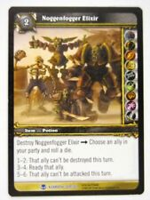 WoW: World of Warcraft Cards: NOGGENFOGGER ELIXIR 309/361 - played