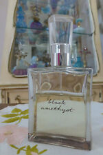 BBW Bath & Body Works BLACK AMETHYST EDT 2.5 Oz 75ml Approx. 65% Full READ