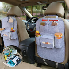 Auto Rücksitzschoner Rückenlehnenschutz KFZ Kindersitzunterlage Sitzschoner 2tlg